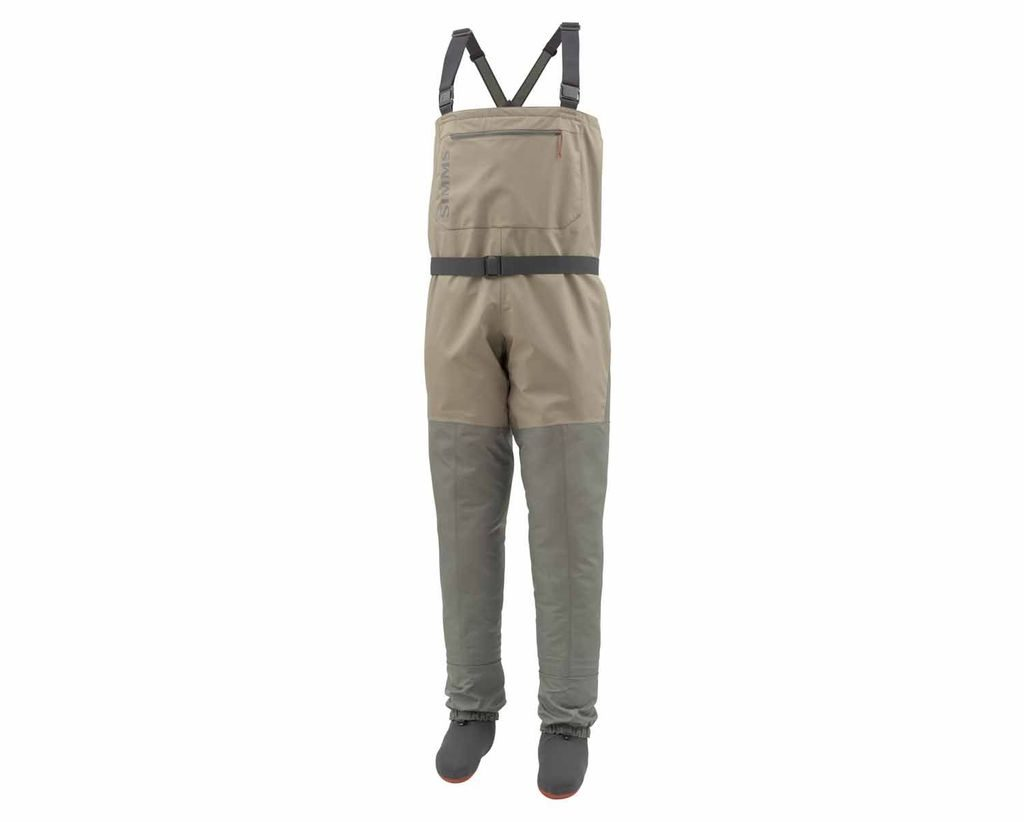 Simms Wader Trybutary + Scarpone Simms Freestone